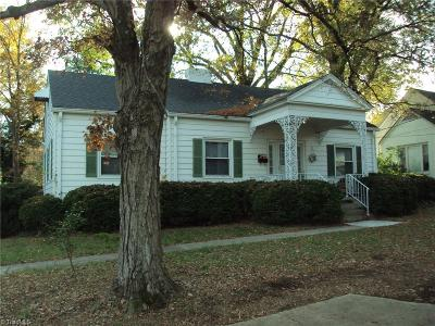 Guilford County Single Family Home For Sale: 3123 Friendly Avenue