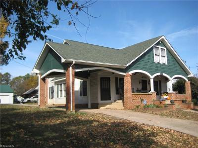 Lexington Single Family Home For Sale: 294 S Nc Highway 150