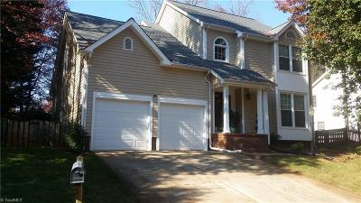 Guilford County Single Family Home For Sale: 3303 Van Allen Circle