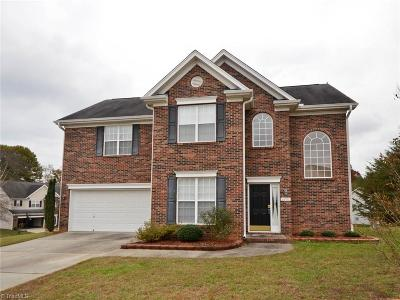 Guilford County Single Family Home For Sale: 6491 Winnington Court