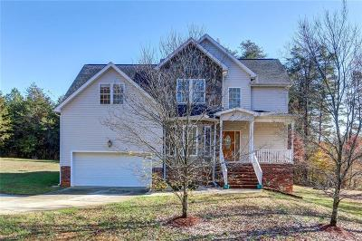 Guilford County Single Family Home For Sale: 3912 Lloyds Court
