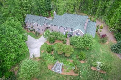 High Point, Kernersville, Winston Salem, Browns Summit, Burlington, Greensboro, Jamestown, Oak Ridge, Summerfield Single Family Home For Sale: 1785 Slate Acres Drive