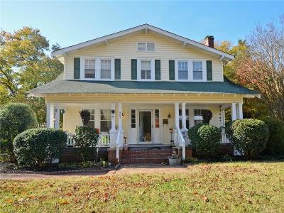 Kernersville Single Family Home For Sale: 407 W Mountain Street