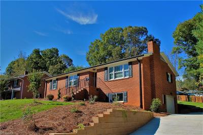 Ardmore Single Family Home For Sale: 1318 Pinebluff Road