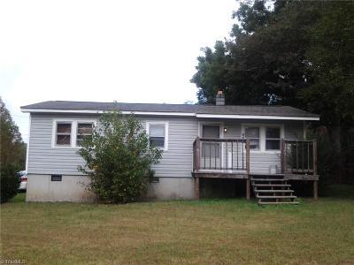 Gibsonville Single Family Home For Sale: 336 Sedalia Road