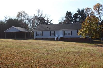 Caswell County Single Family Home For Sale: 87 Whitestone Drive