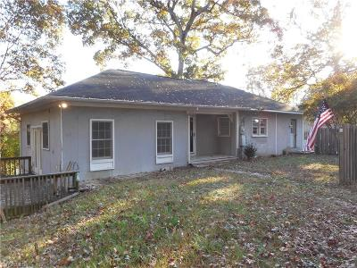 High Point Single Family Home For Sale: 500 Monnell Drive