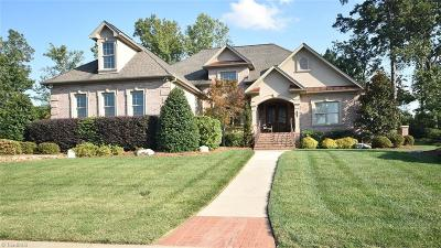 Alamance County Single Family Home For Sale: 1396 Carrick Drive