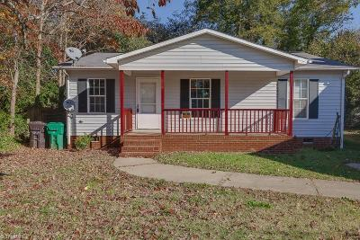 High Point Single Family Home For Sale: 310 4th Street