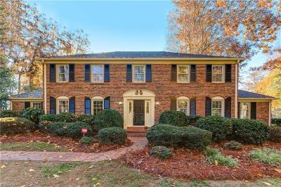 Greensboro Single Family Home For Sale: 105 Willoughby Boulevard