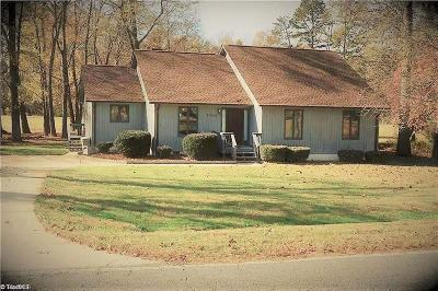 Kernersville Single Family Home For Sale: 1145 Pine Knolls Road