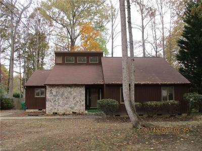 Jamestown Single Family Home For Sale: 1017 Pineburr Road