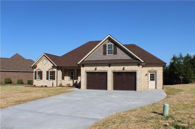Clemmons Single Family Home For Sale: 891 Mallard Landing Boulevard