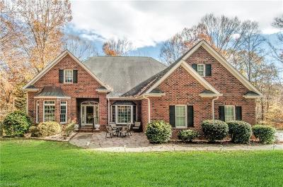 Mocksville Single Family Home For Sale: 290 Holly Lane