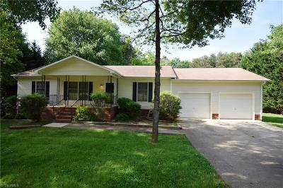 Kernersville Single Family Home Due Diligence Period: 2237 Pisgah Church Road