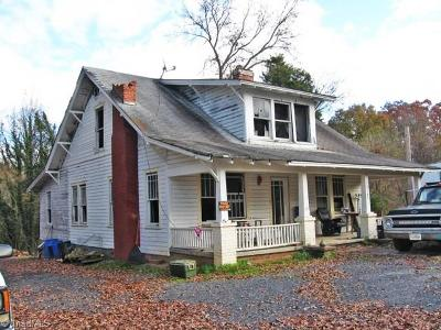 Rockingham County Single Family Home For Sale: 12189 Nc Highway 87