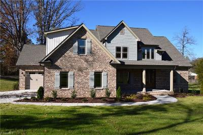 Kernersville Single Family Home For Sale: 5201 Beaver Pond Drive