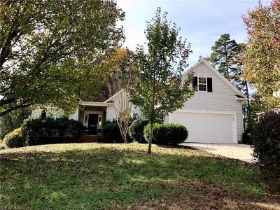 High Point Single Family Home For Sale: 3632 Oak Chase Drive