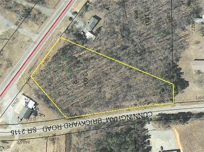 Davidson County Residential Lots & Land For Sale: 5975 E Us Highway 64