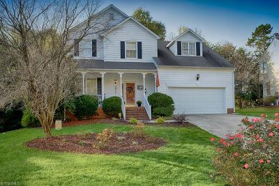 Guilford County Single Family Home For Sale: 3917 Deerfield Street
