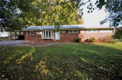 Rockingham County Single Family Home For Sale: 650 Highland Park Drive