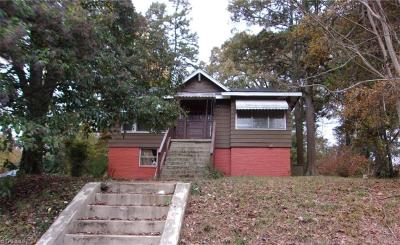 High Point Single Family Home For Sale: 634 Wesley Drive