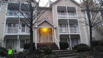 Greensboro Condo/Townhouse For Sale: 3117 Darden Road
