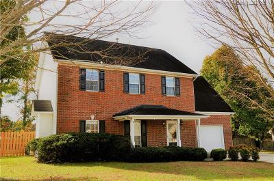 Guilford County Single Family Home For Sale: 3908 Melco Court
