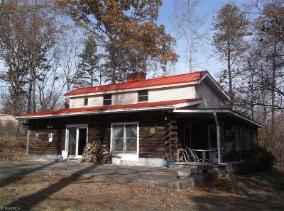 Rockingham County Single Family Home For Sale: 190 Raleigh Road