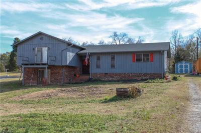 Davidson County Single Family Home For Sale: 296 Carroll Circle