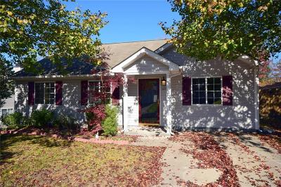 Winston Salem Single Family Home For Sale: 2457 Stratford Crossing Drive