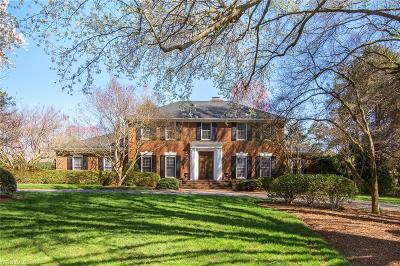 Winston Salem NC Single Family Home Due Diligence Period: $799,000