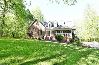 Clemmons Single Family Home For Sale: 285 Forest Meadow Lane