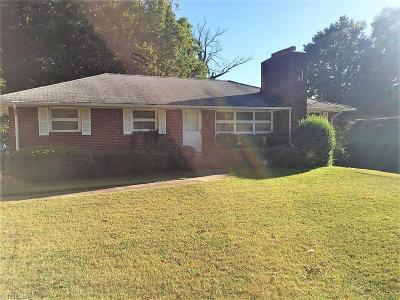 High Point Single Family Home For Sale: 1196 Day Place