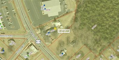 Alamance County Residential Lots & Land For Sale: 1102 S Main Street