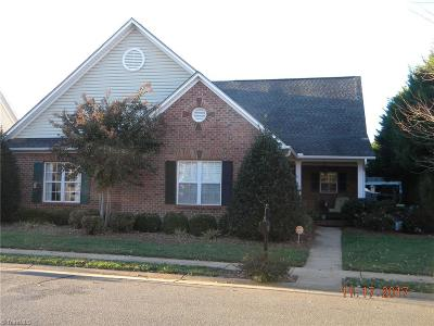 Kernersville Condo/Townhouse Due Diligence Period: 5942 Kenville Green Circle