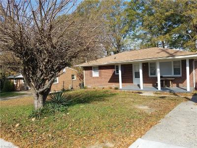 Guilford County Single Family Home For Sale: 1903 Phillips Avenue