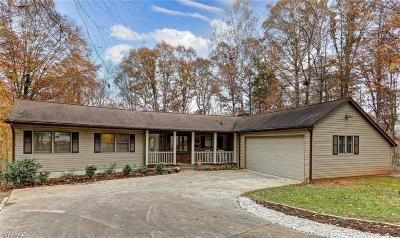 Stoneville Single Family Home For Sale: 223 Ridge Crest Drive