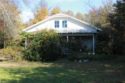 Single Family Home For Sale: 3072 W Memorial Highway