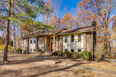 Summerfield Single Family Home For Sale: 2727 Pleasant Ridge Road