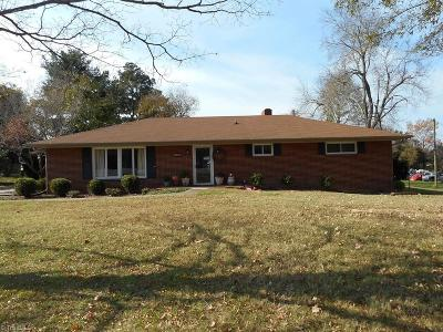 Lexington Single Family Home For Sale: 4325 Welcome Arcadia Road