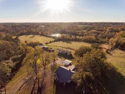 Greensboro Single Family Home For Sale: 5128 Liberty Road