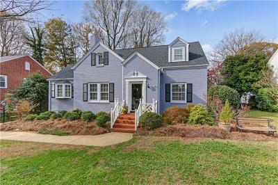 Greensboro Single Family Home For Sale: 113 E Avondale Drive