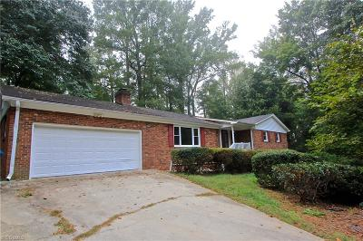 Summerfield Single Family Home For Sale: 3903 Waterton Road
