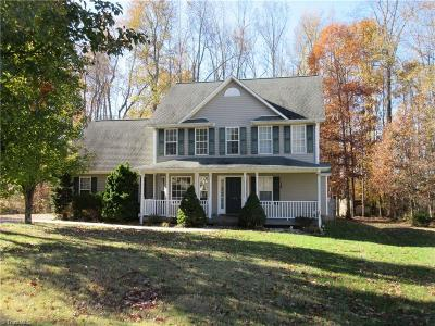 Browns Summit NC Single Family Home For Sale: $199,900