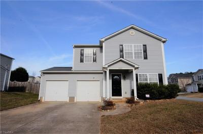 Kernersville Single Family Home For Sale: 4460 Vernon Farms Boulevard