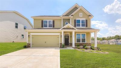 Kernersville Single Family Home For Sale: 1829 Ridge Creek Drive #16
