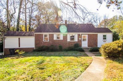 Single Family Home For Sale: 2442 Cherokee Lane