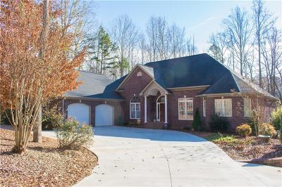 Lewisville Single Family Home For Sale: 1424 Woodford Road