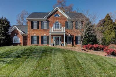 Clemmons Single Family Home For Sale: 120 Whitmore Cove Court